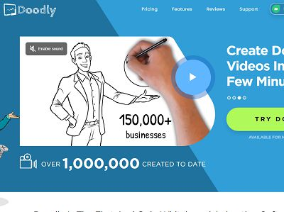 doodly review free Whiteboard Animation Software